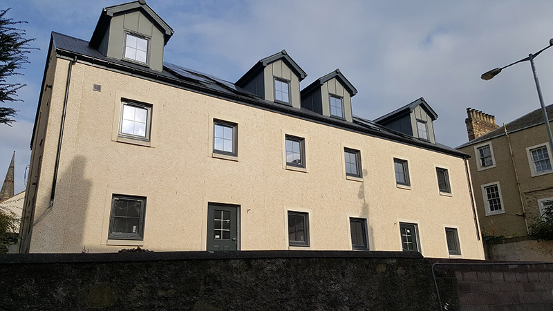 Eildon makes the shortlist for 'Homes for Scotland Awards' & announces plans for further two developments