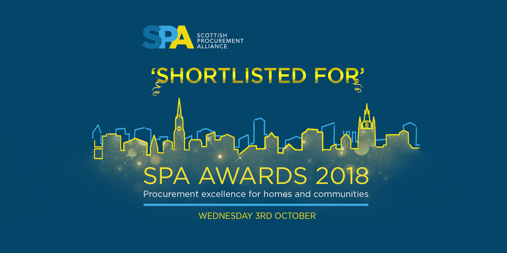 Eildon and Hart Builders shortlisted for SPA Awards