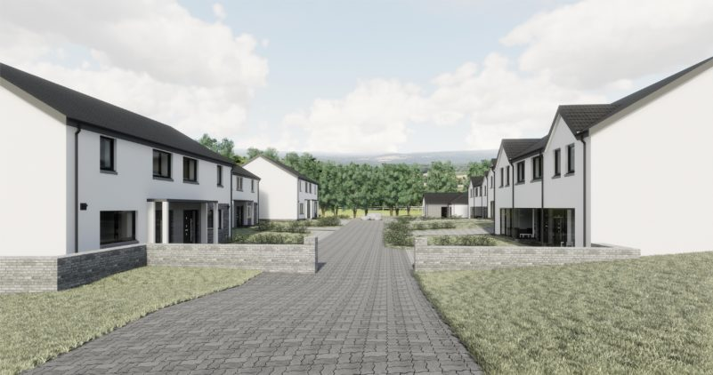 Affordable Green Homes in the Borders